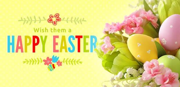Easter Wishes Wallpaper