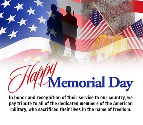 Memorial Day Flags Quotes Images